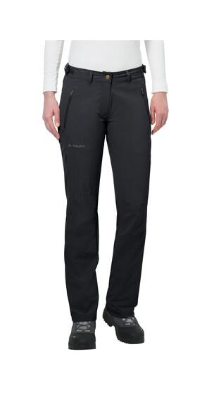 VAUDE Farley II Stretch Pants short Women black